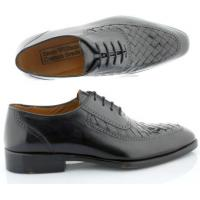 Quality Oxfords Men Luxury Handmade Shoe (San Diego) wholesale