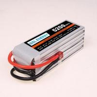Quality 14.8V 5200mAh 4S 25C lipo battery wholesale
