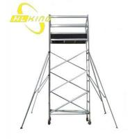 Buy cheap 3.3m Aluminum Scaffolding tower(SF-916) product