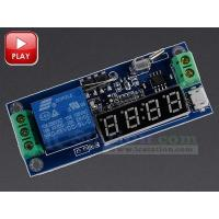 Quality ICStation STM8S003F3 Digital Timer Module with Display wholesale