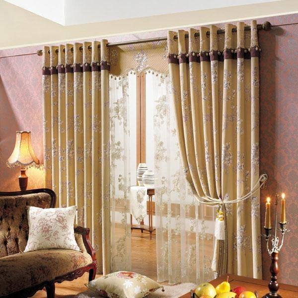 Cheap Different Styles Of Curtains Blackout Curtain European Style Curtains Of Yuhongcurtain