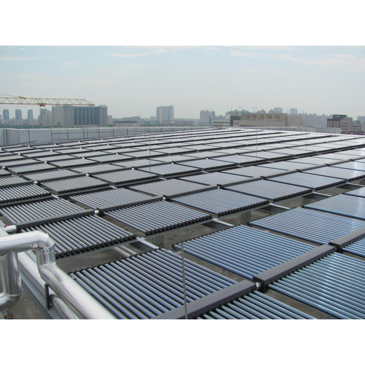 China Vacuum Tube Solar Collector on sale