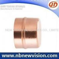 Quality Copper Fitting End Cap for Copper Pipe wholesale