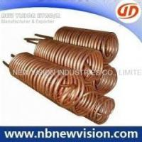 Buy cheap Refrigeration Copper Pipe Coil product