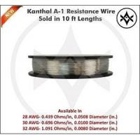 Quality 30ft VAPOWIRE Kanthal A-1 Resistance Wire wholesale