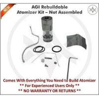 China AGI Rebuildable Atomizer Tank Kit - LAST CHANCE CLEARANCE on sale