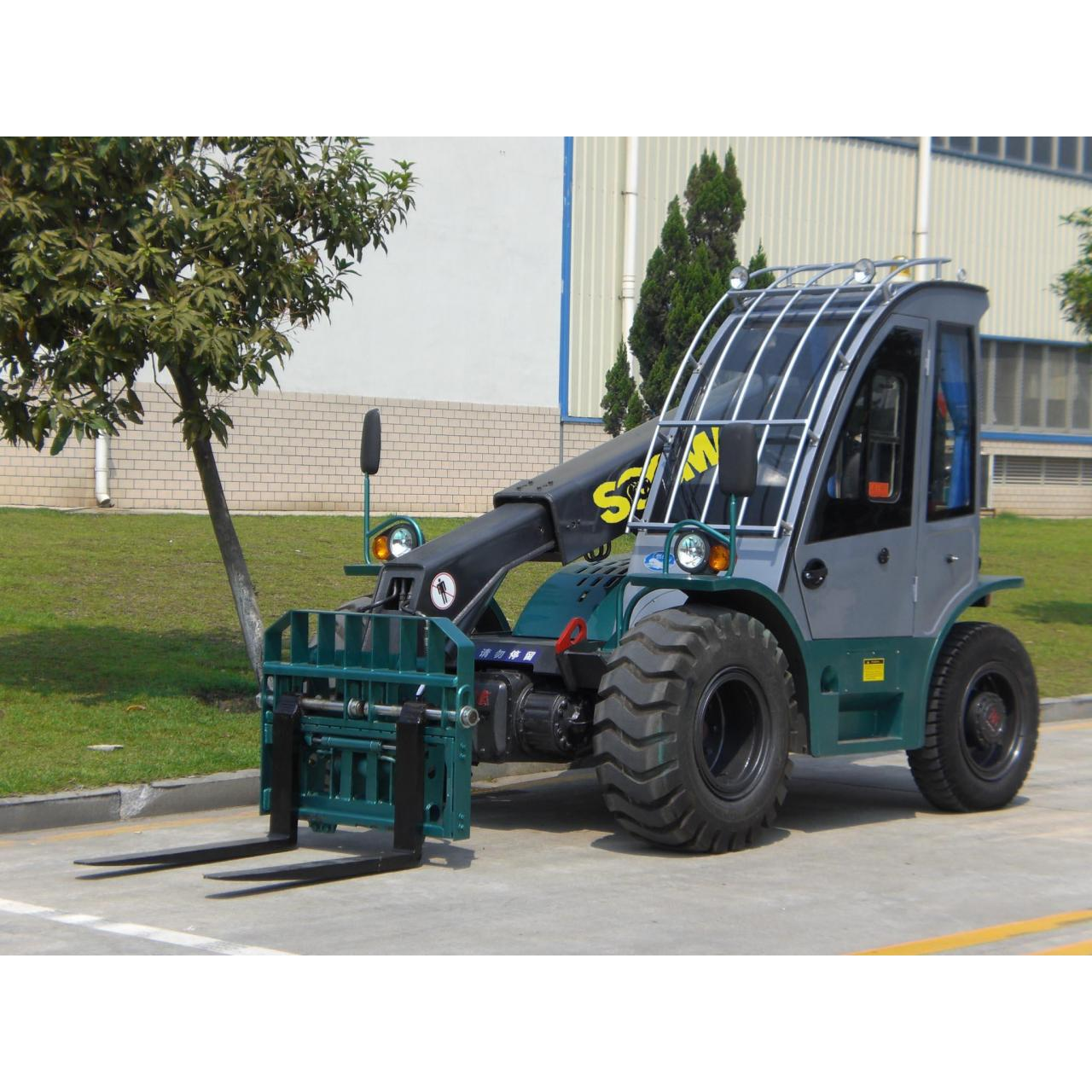 Buy cheap HNT30-4 Telescopic Forklift product