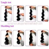 China Hair Extensions Test,washing and Caring on sale