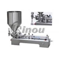 Quality One Head Ointment Filling Machine wholesale