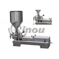 Quality Double Heads Ointment Filling Machine wholesale