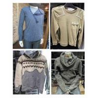 Quality Men special structure sweater wholesale