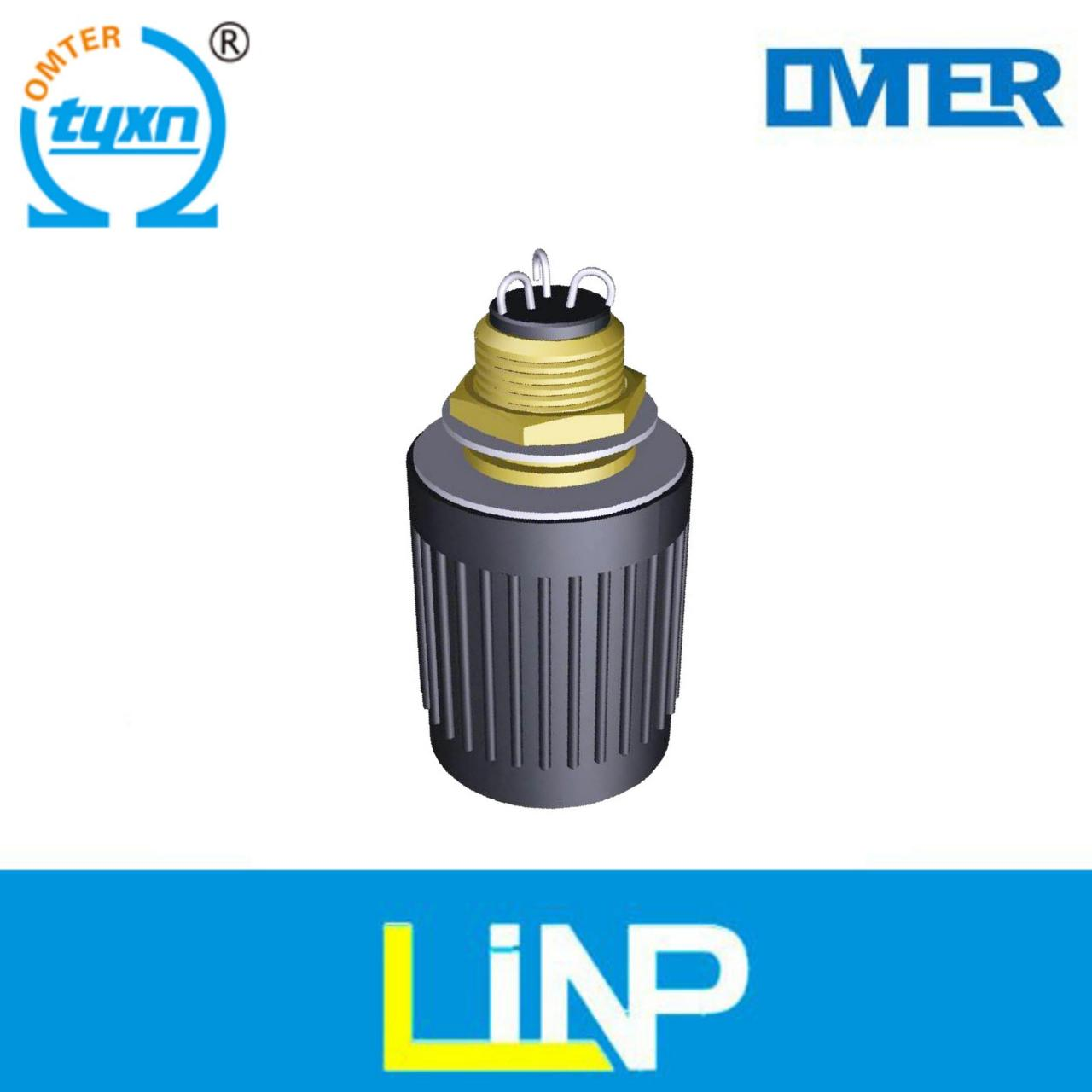 Quality WXD2-53 multi-turns wound potentiometer wholesale