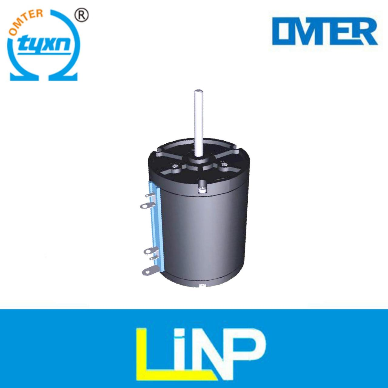 Quality WXD7-33 multi-turns wound potentiometer wholesale
