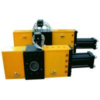 Buy cheap Wasted PE granulation line Hydraulic screen changer from wholesalers