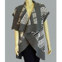 Buy cheap Computer intarsia Shrug sweater from wholesalers