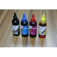 China Chip&Resetter High quality printing dye ink for Canon printer on sale