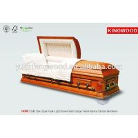 Buy cheap Solid bronze casket HOPE new products from wholesalers