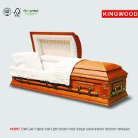 Buy cheap HOPE glass casket lowering device from kingwood china supplier from wholesalers