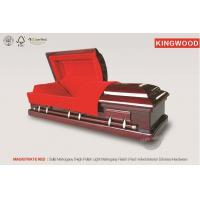 Buy cheap MAGISTRATE RED funeral casket hardware from wholesalers
