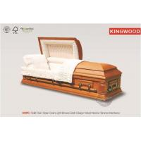 Buy cheap HOPE coffins natural new funeral products from wholesalers
