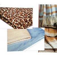 China Micro Mink Fabric on sale