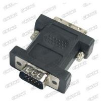 China DVI female to VGA male Gold plated connectors on sale