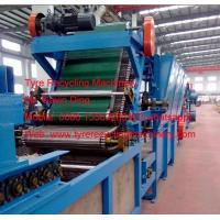 Rubber Sheet Cooling Machine/Rubber Batch off Cooler