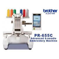 China Brother Embroidery Machine PR-655 on sale