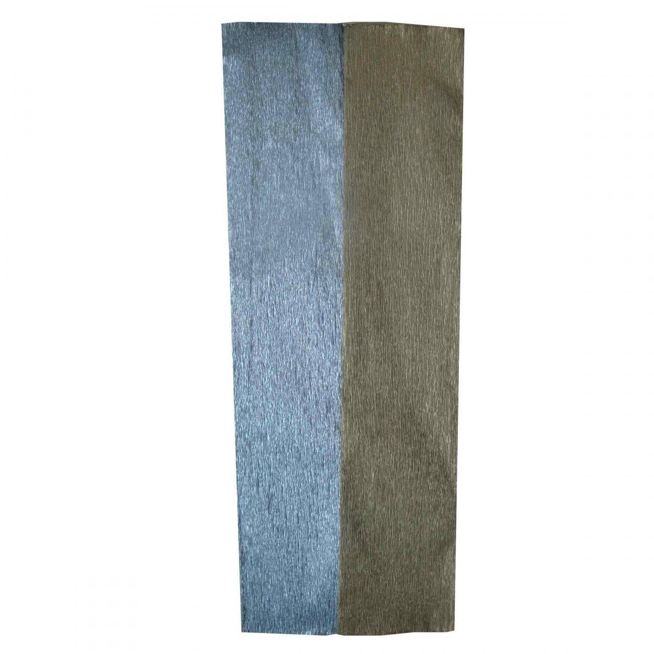 China Golden and Silver Printing Crepe Paper on sale