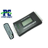 Quality PC power supply tester with LCD in plastic case wholesale