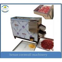 Quality dried red chili pepper cutting machine wholesale