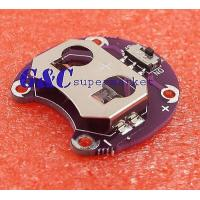 China 5PCS LilyPad Coin Cell Battery Holder CR2032 Battery Mount Module on sale