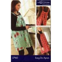 China ON SPECIAL....Easy-On Apron sewing pattern from Indygo Junction on sale