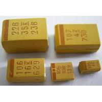 China SMD Chip Tantalum Capacitor on sale