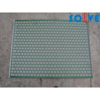 China Mining equipment GS/P flat balanced elliptical shale shaker screen on sale
