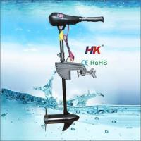 China New light electric motor outboard for fishing on sale