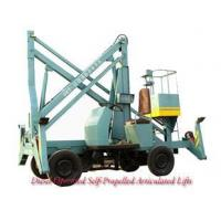 Buy cheap Self-Propelled Articulated Lifts product