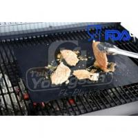 China PFOA Free Non stick Outdoor Grill Mat on sale