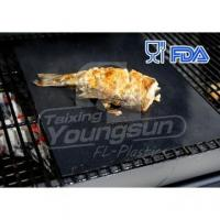 Quality Barbecue grill mats which are Non-stick and Reusable wholesale