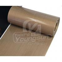 Quality PTFE Fiberglass Fabric for heat insulation,heat sealing, heat laminating wholesale