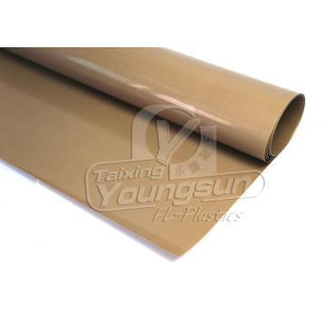 Cheap High Temperature Resist PTFE Coated Glass Cloth for sale
