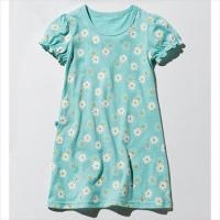 Quality (NR)Puff Sleeve Jersey Dress wholesale