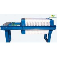 Buy cheap Plate and Frame Filter Press Plate and Frame Filter Press product