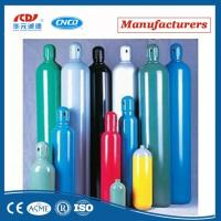 China Factory Hot Sale High Pressure Seamless Steel Empty Gas Cylinder Sizes Made In China on sale