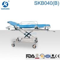 China SKB040(B) Aluminum Alloy Ambulance Stretcher Trolley on sale
