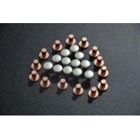 High Electrical Resistivity Bimetal Contact Rivets For Aviation Appliances