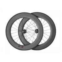 Quality VB-88mm deep carbon road and cyclocross wheel set disc brake 23/25mm width wholesale