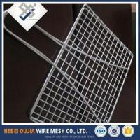 Quality stainless steel crimped round and square barbecue grill wire mesh wholesale