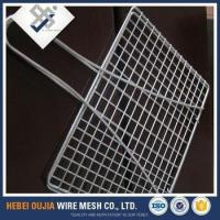Quality hot sale square crimped barbecue grill wire mesh wholesale