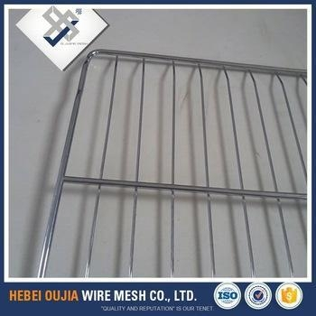 Cheap manufacture round stainless barbecue grill wire mesh for sale